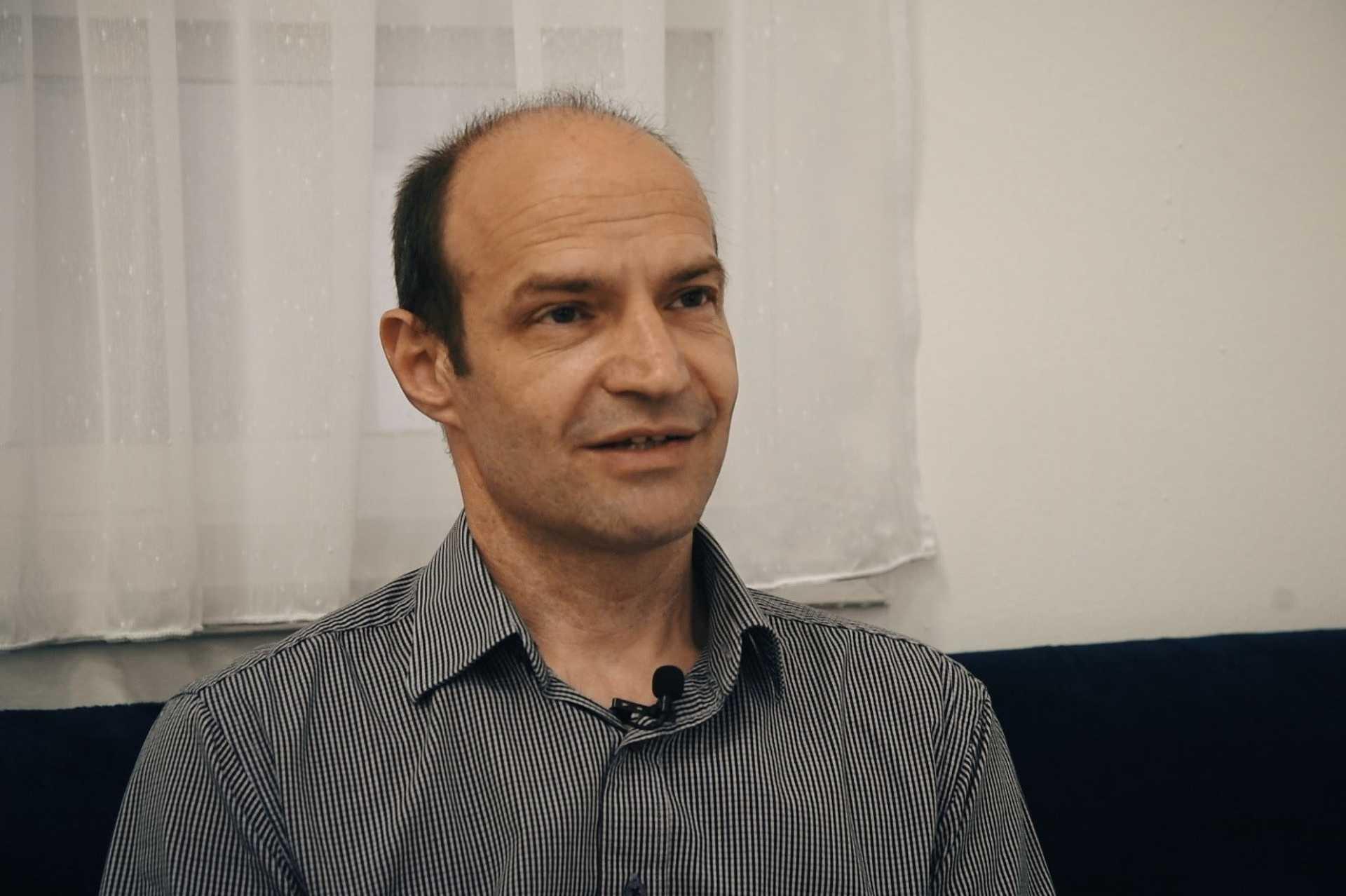 Rác Gábor interjú