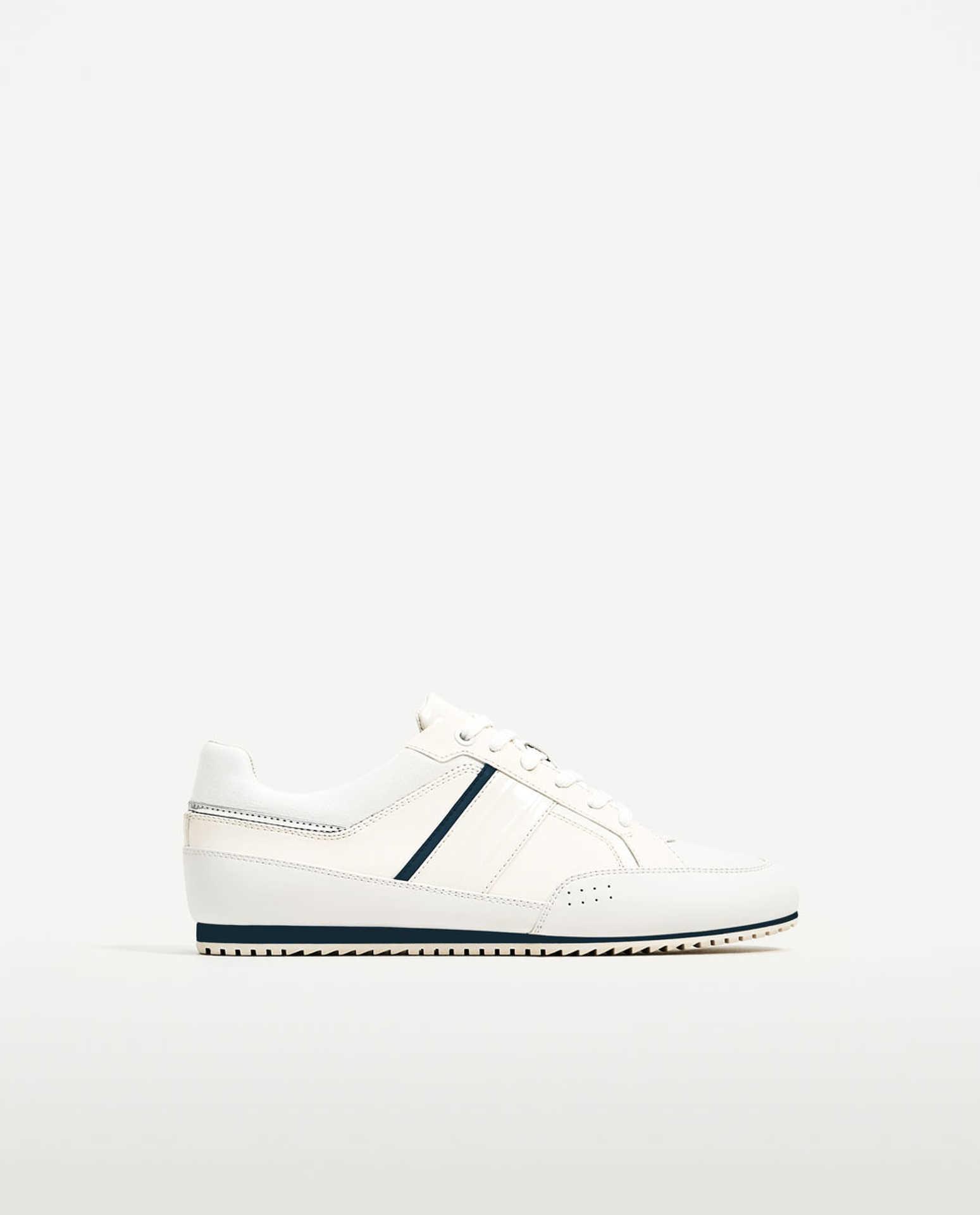 Tavasszal fehérben, Zara-ban.