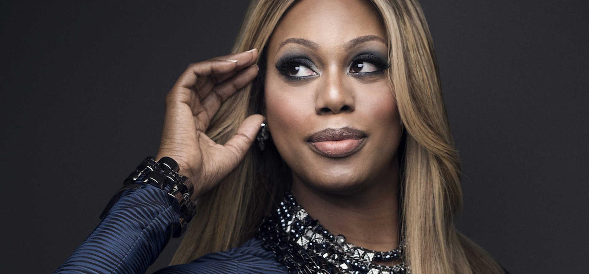 Laverne Cox, az Orange is The New Black sorozat sztárja, napjaink egyik legsikeresebb transznője.