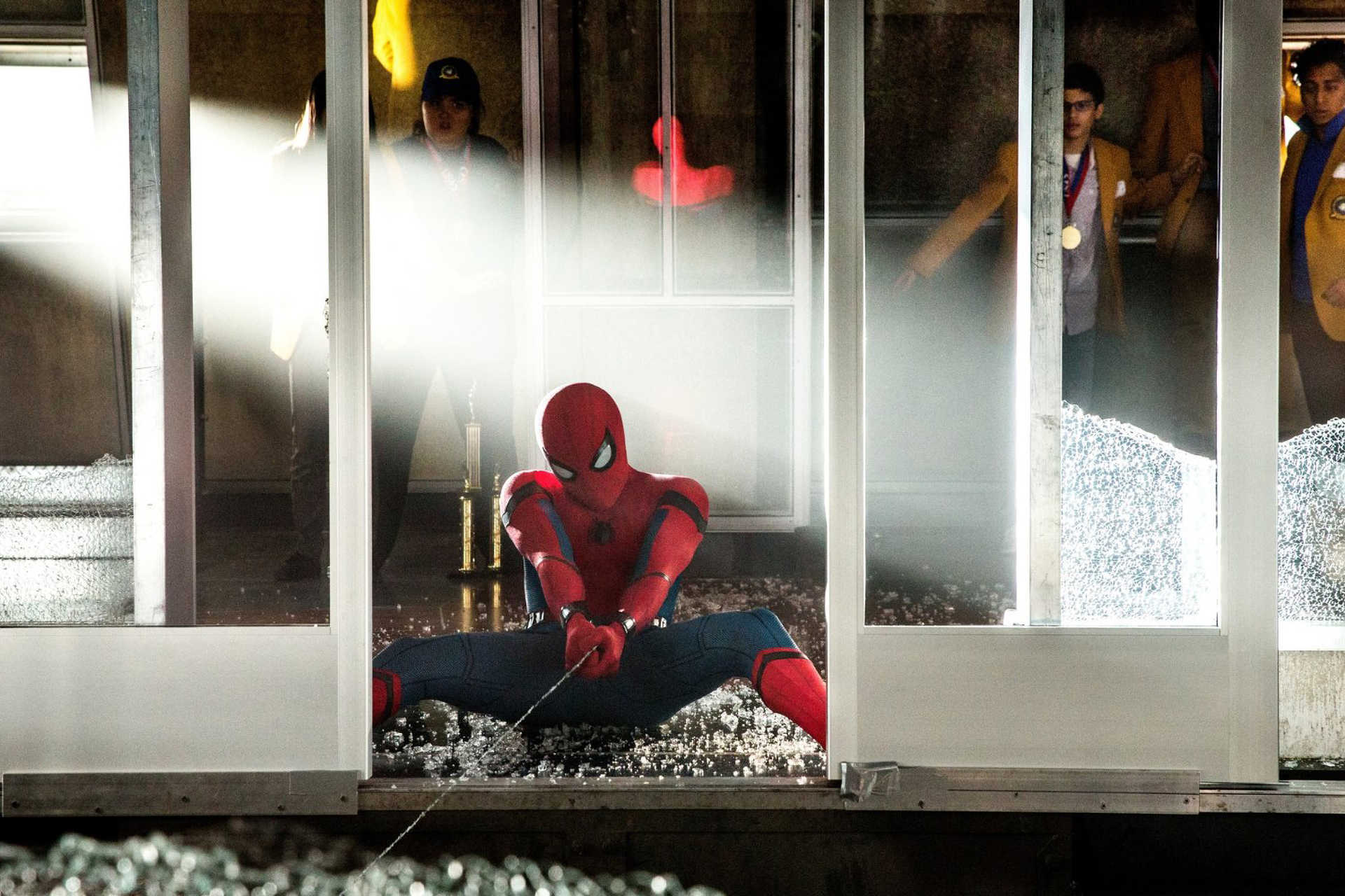 Pókember - Hazatérés