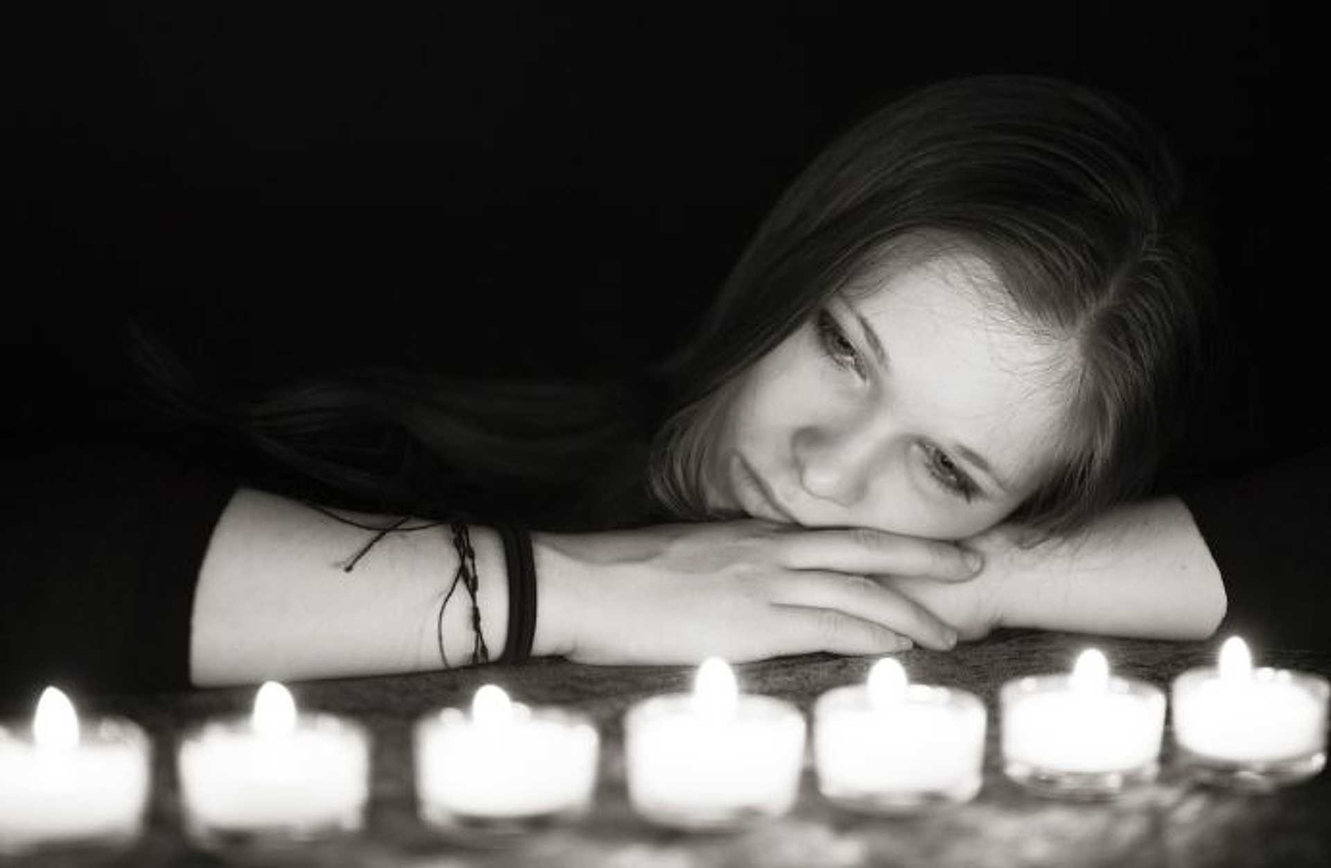 A gyász fontos része az elengedési folyamatnak.