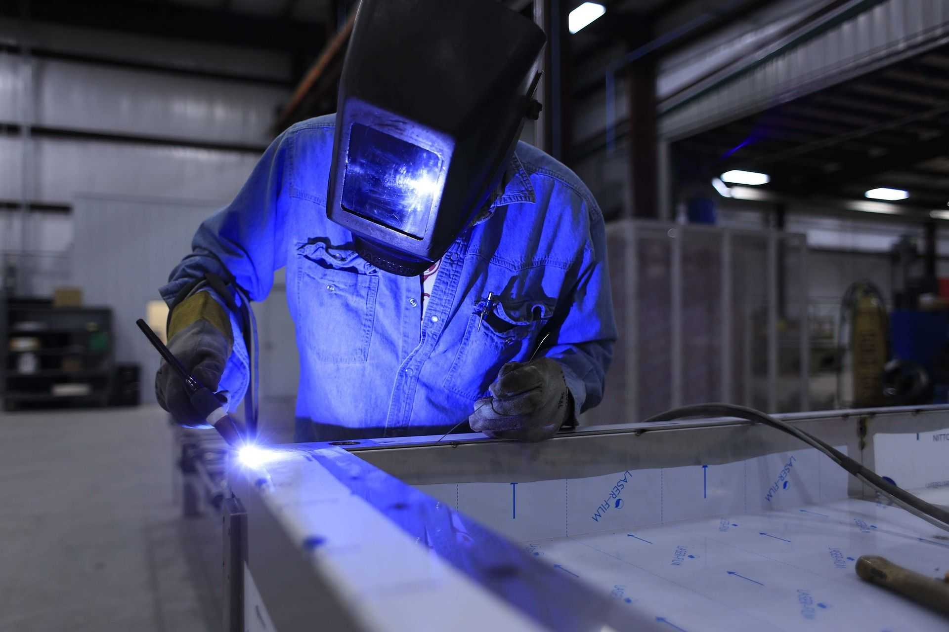 Gyár, ipar, munkás, hegesztés