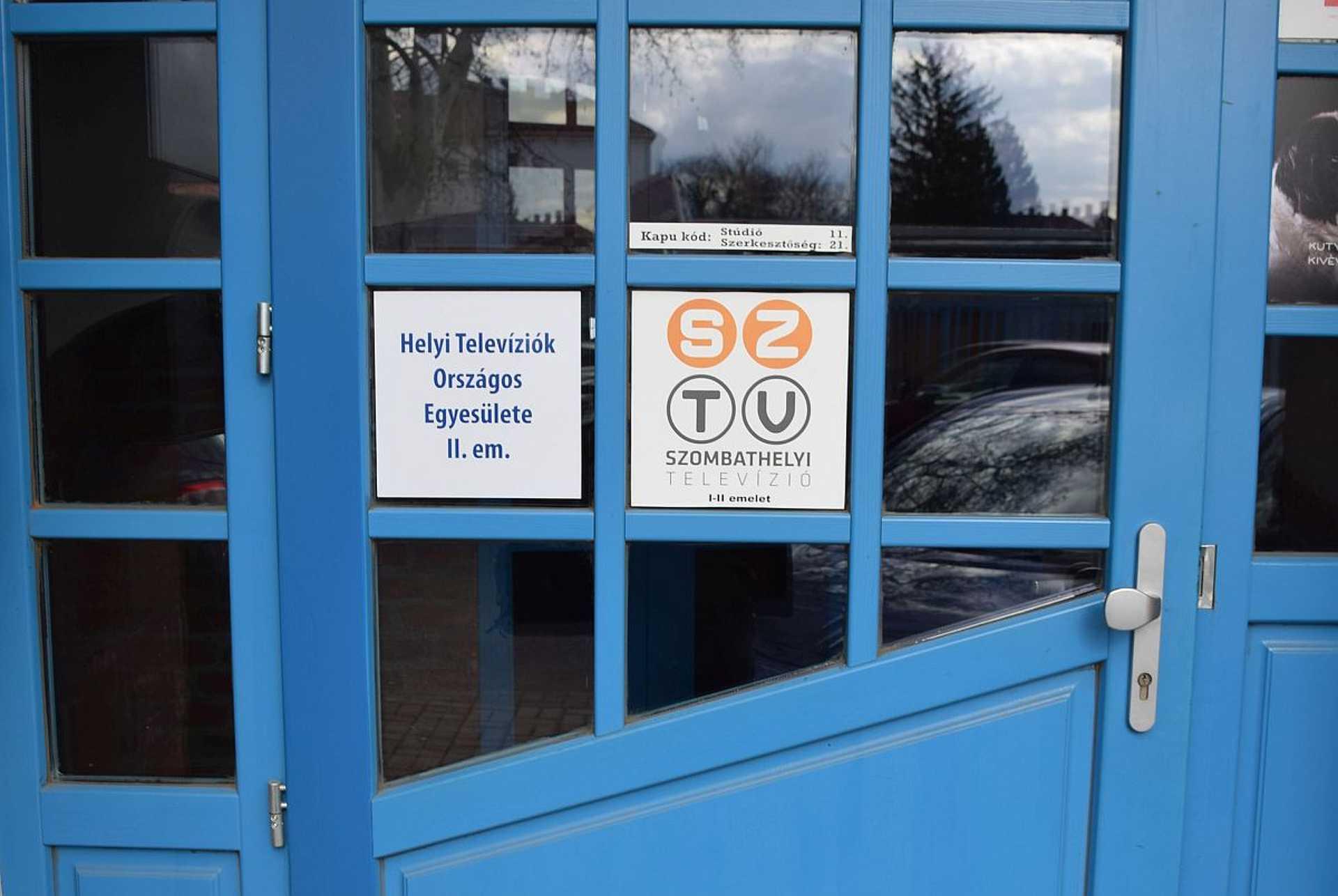 Médiaközpont, Szombathelyi Tv