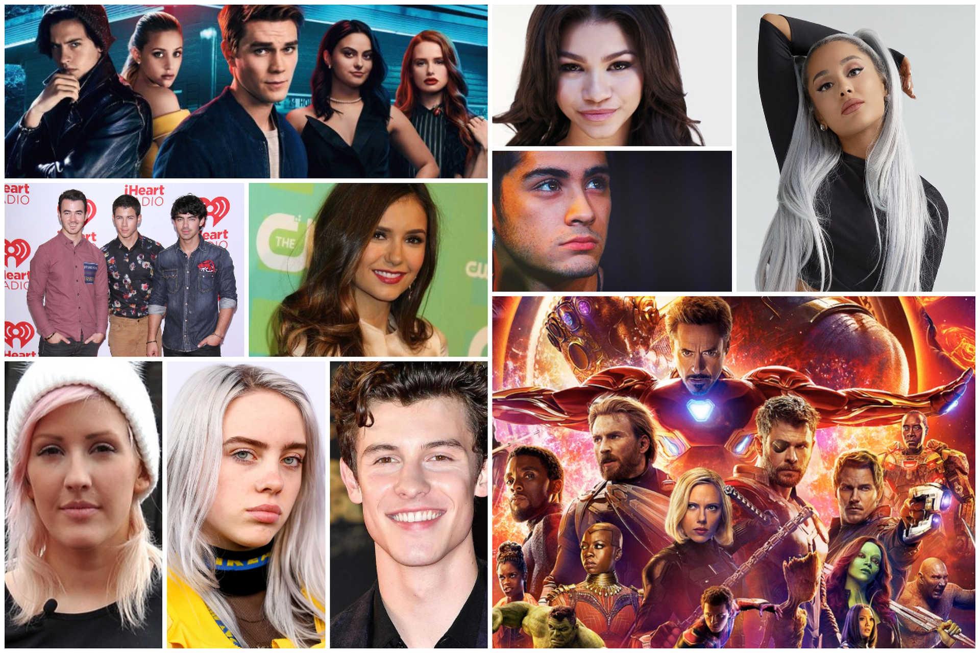 Teen Choice Awards 2019 nyertesek