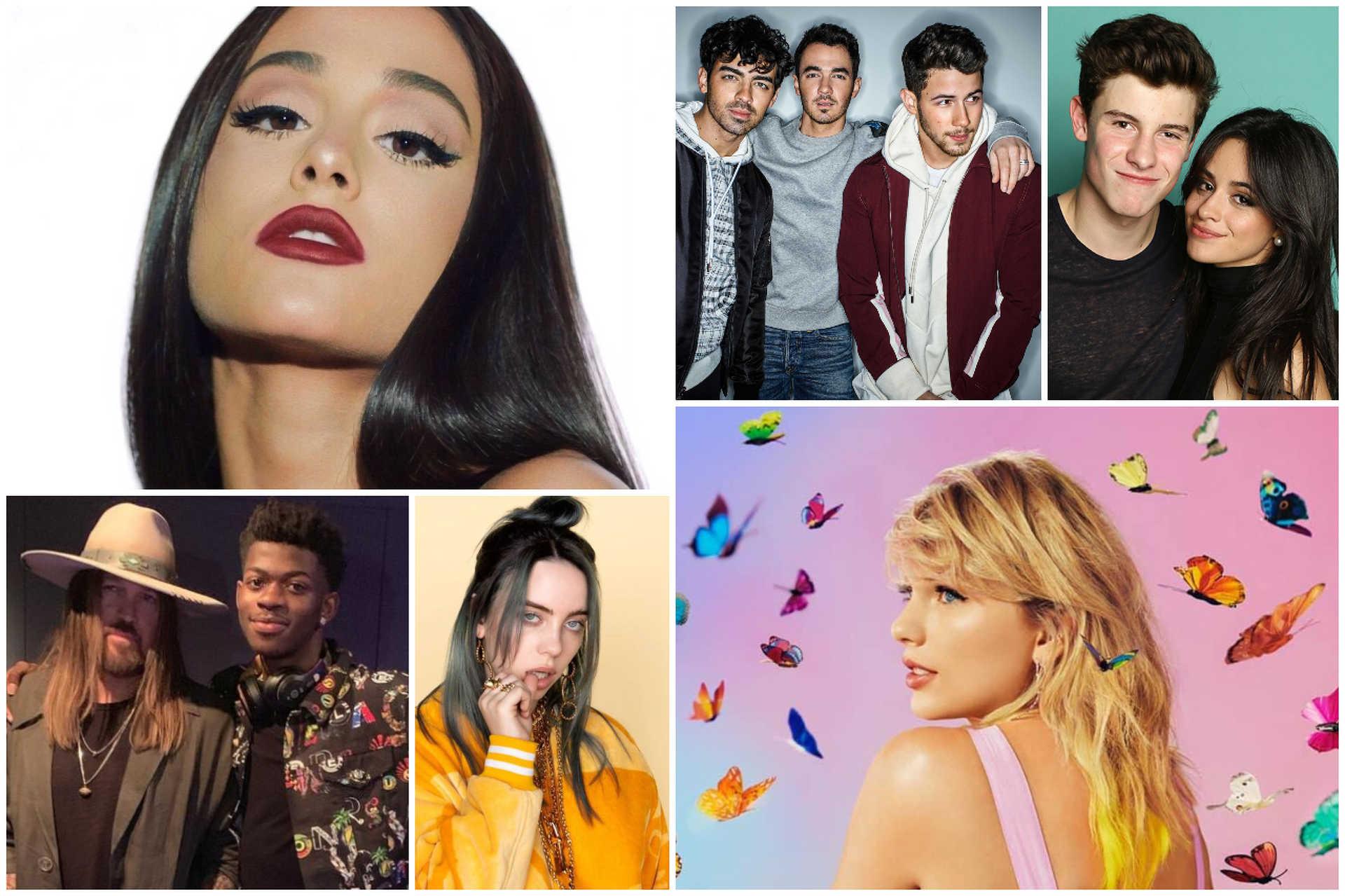MTV Video Music Awards 2019 nyertesei