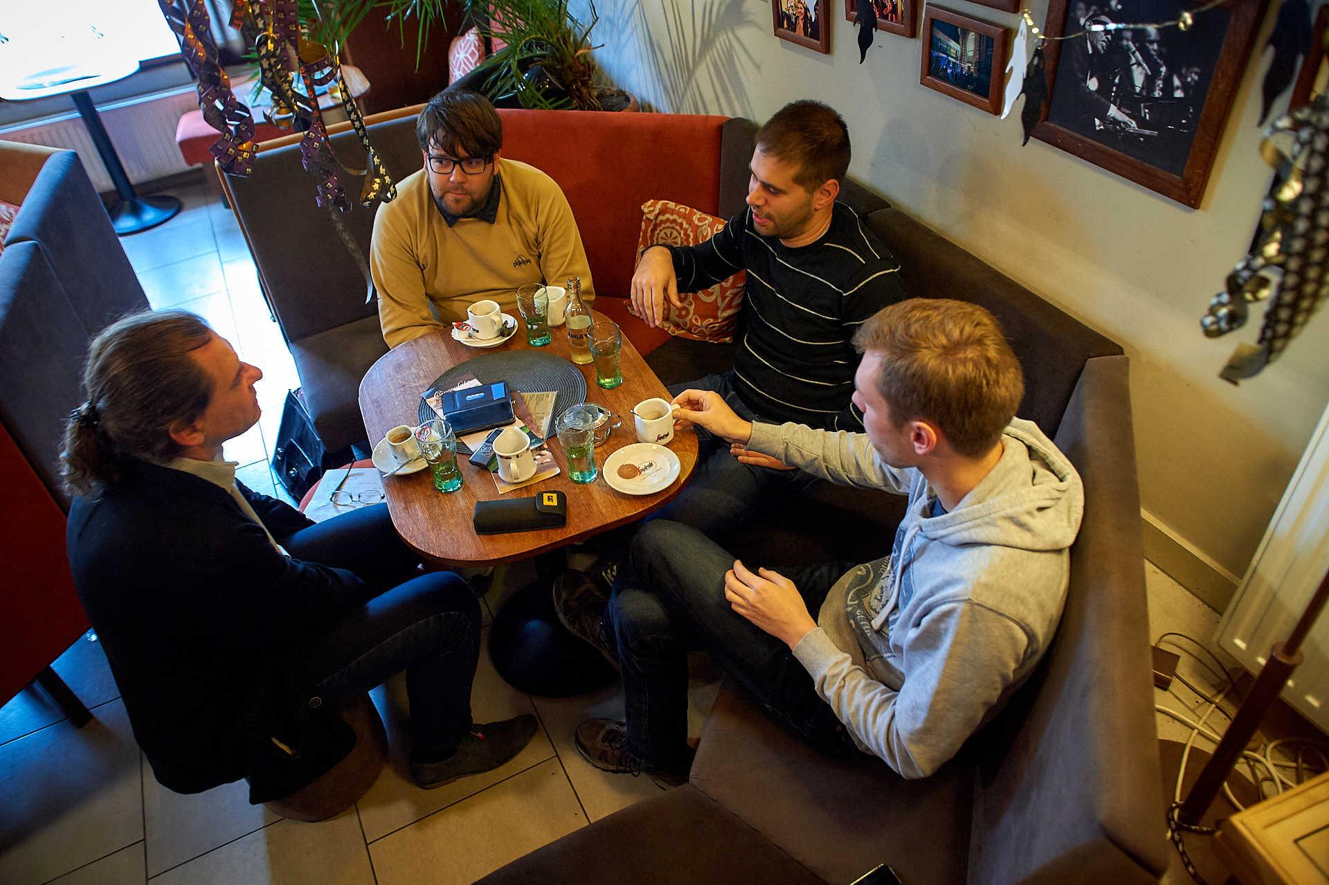 Momentum interjú a Szimfóniában