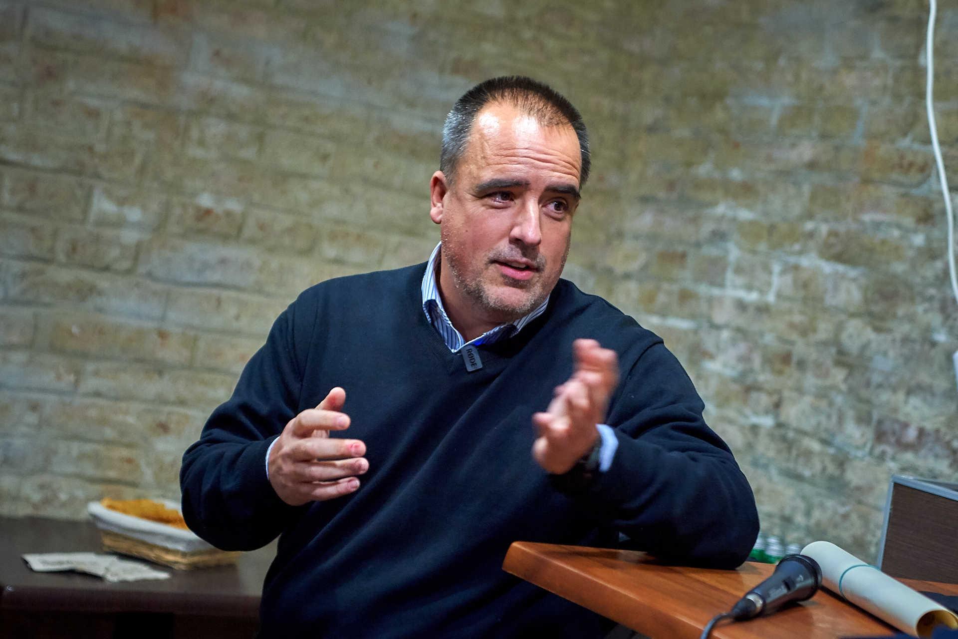 Török Gábor Ungár Péter beszélgetés