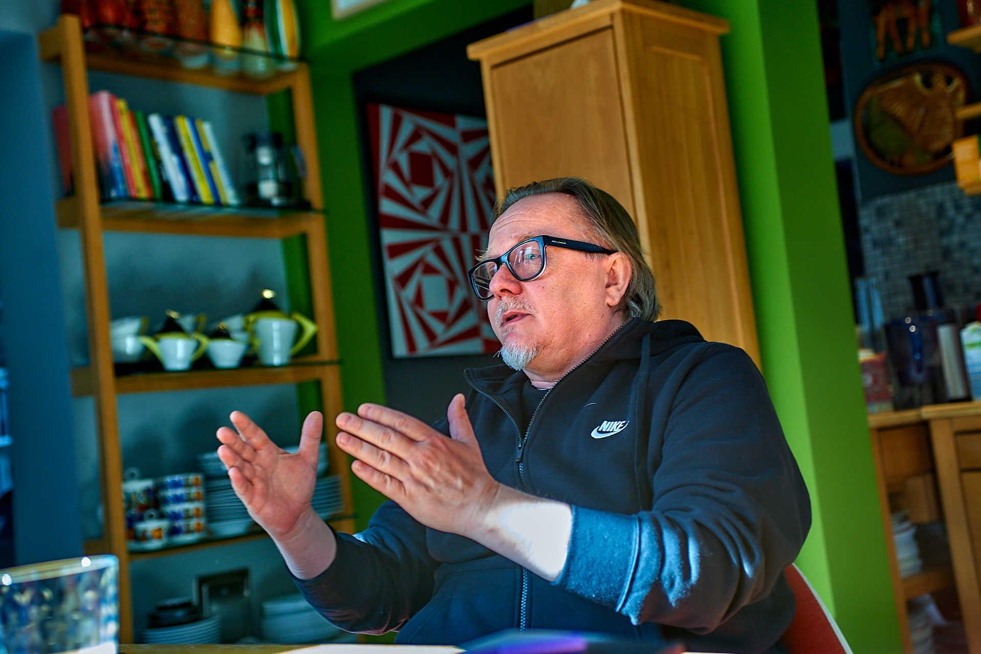 Pados Gábor interjú