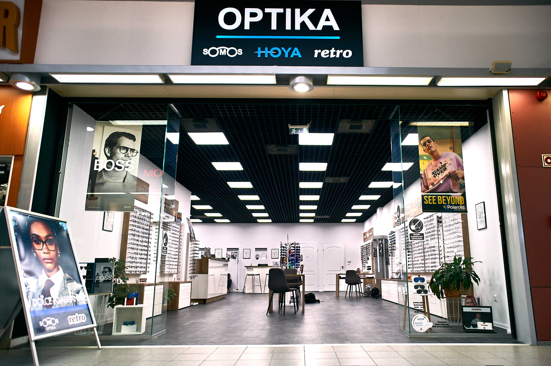 Somos Retro optika