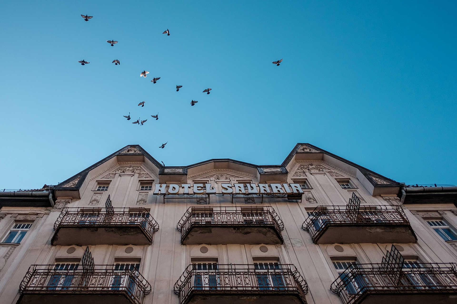 Savaria Hotel - Nagyszálló