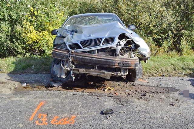 Halálos baleset Dusnok közelében - Daewoo tarolt le két motorost