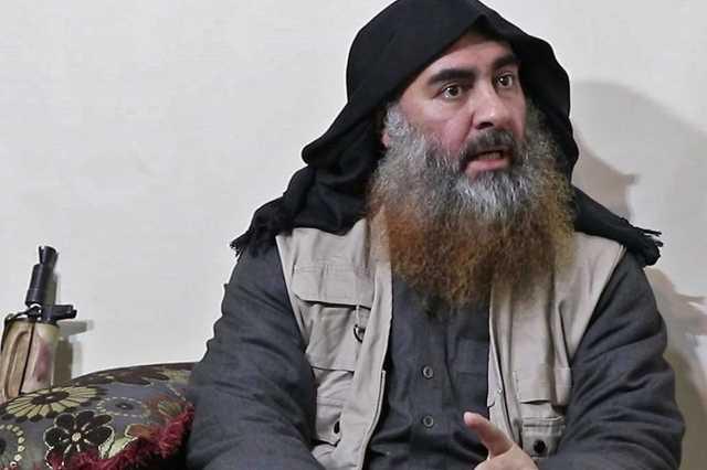 Abu Bakr al-Bagdadi, az Iszlám Állam vezetője