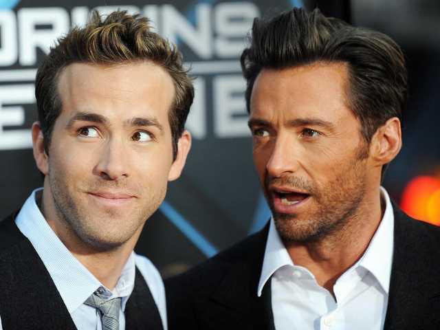 Jackman és Reynolds
