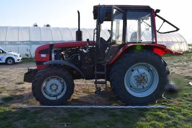 Halálos baleset okozott a traktor