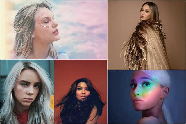 Ariana Grande, Billie Eilish, Lizzo, Taylor Swift és Beyoncé is gazdagodhat egy Grammyvel