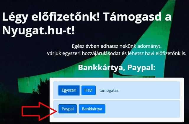 PayPal útmutató