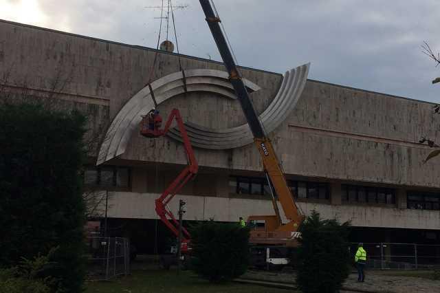 Elkezdődött a Képtár felújítása