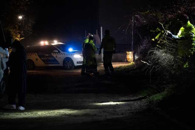 Elásott holttestet találtak Albertirsán