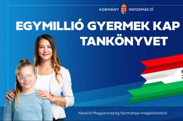 Családbarát kormányplakát