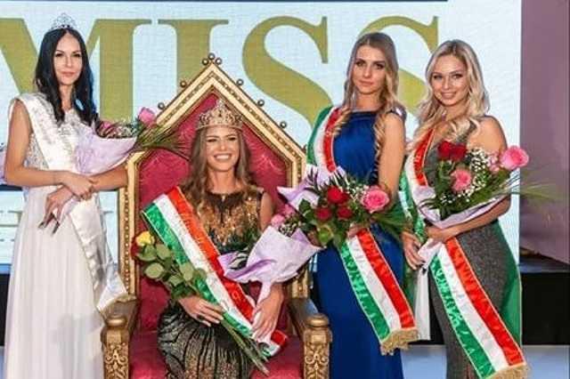 Miss Tini Hungary 2019 - Szép Valentina