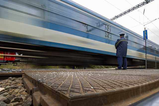 A Göcsej Intercity elindul a zalaegerszegi vasútállomásról