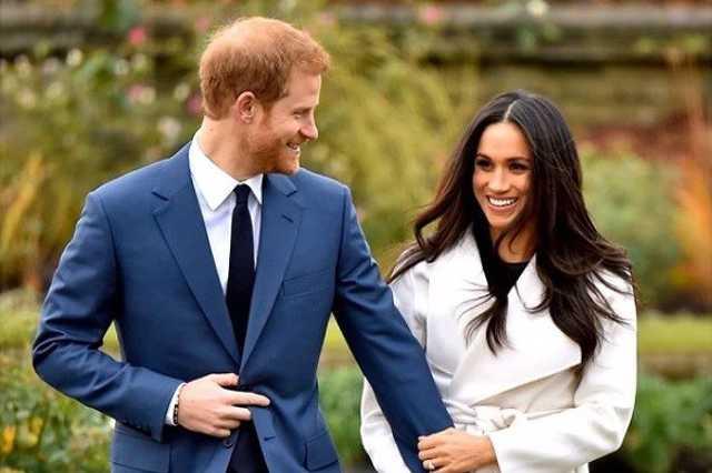 Meghan hercegné és Harry herceg