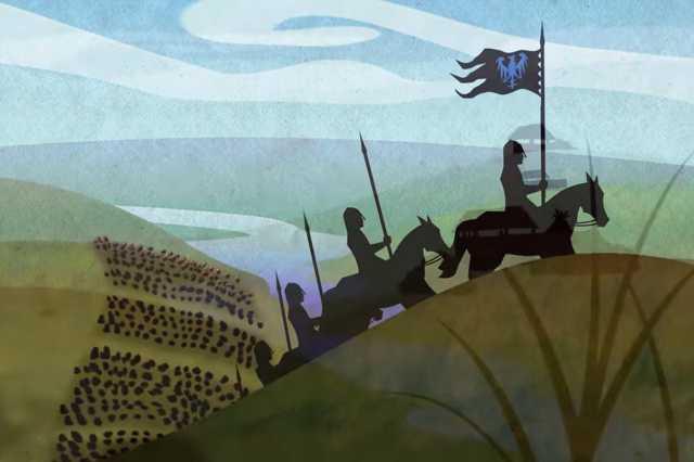 Őrség animációs film
