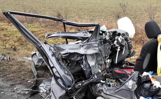 Kamion és személyautó ütközött Körmend és Szombathely között