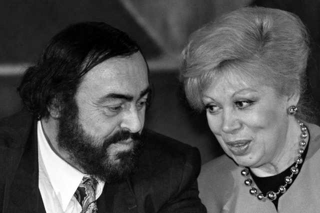 Mirella Freni és  Luciano Pavarotti