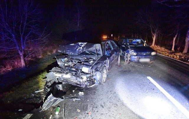Négy autó ütközött Hegyháthodásznál vadgázolás után
