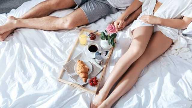 Reggeli romantika