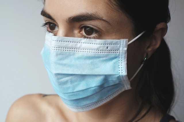 Maszk, vírus, koronavírus