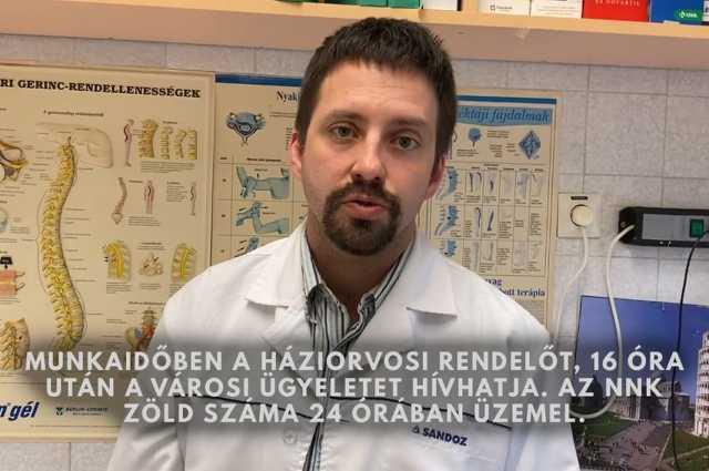 Orvosi tájékoztató a koronavírusról