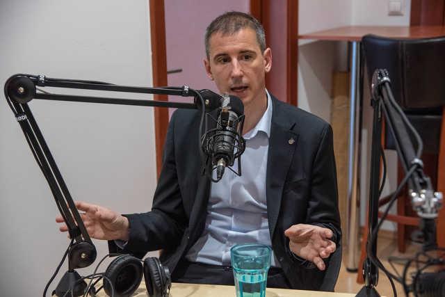 Nemény András podcast