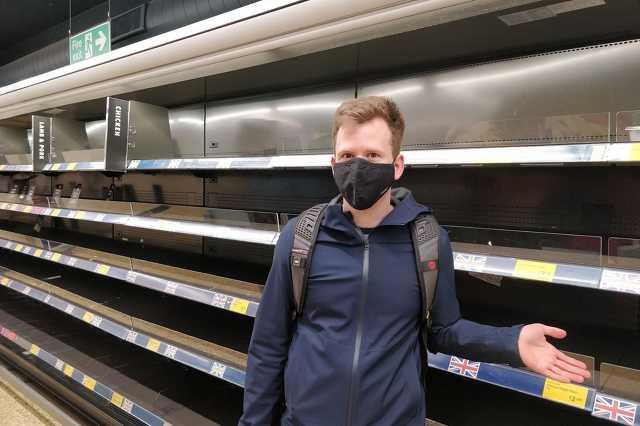 Élet Londonban a koronavírus idején