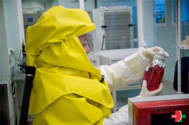 Koronavírus - A Nemzeti Biztonsági Laboratórium