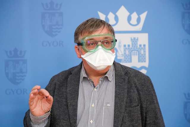 Dézsi Csaba András, Győr polgármestere