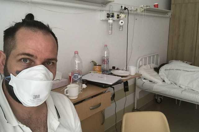 Karanténban a Markusovszky kórházban