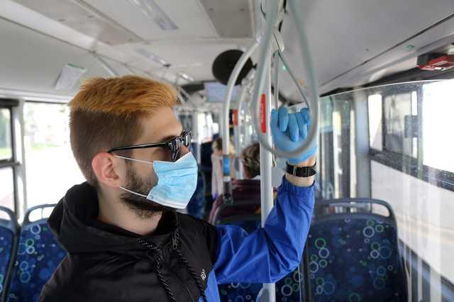 Kötelező a maszk a miskolci tömegközlekedési eszközökön