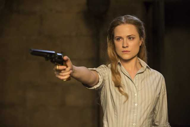 Evan Rachel Wood - Westworld