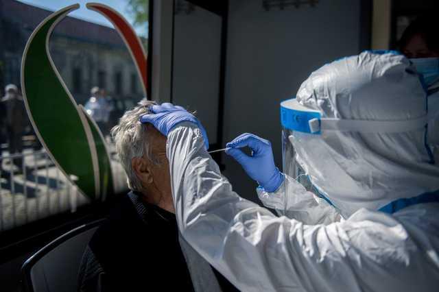 Koronavírus - Országos szűrővizsgálat-sorozat - Bátaszék