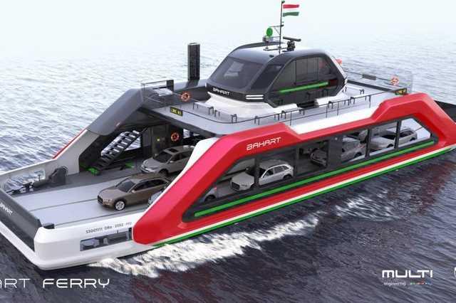 Az új BAHART flotta