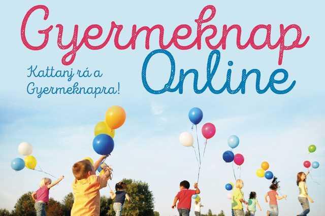 Online Gyereknap