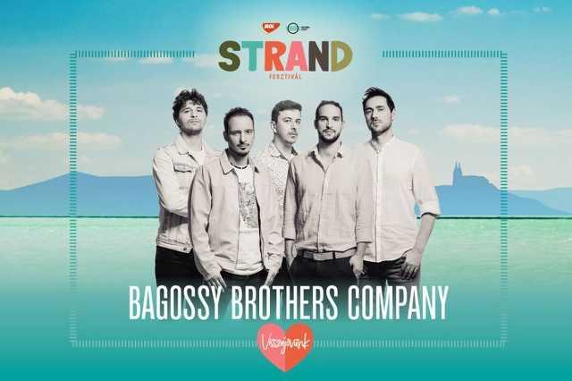 A Bagossy Brothers Company nyitja az idei STRAND Fesztivált