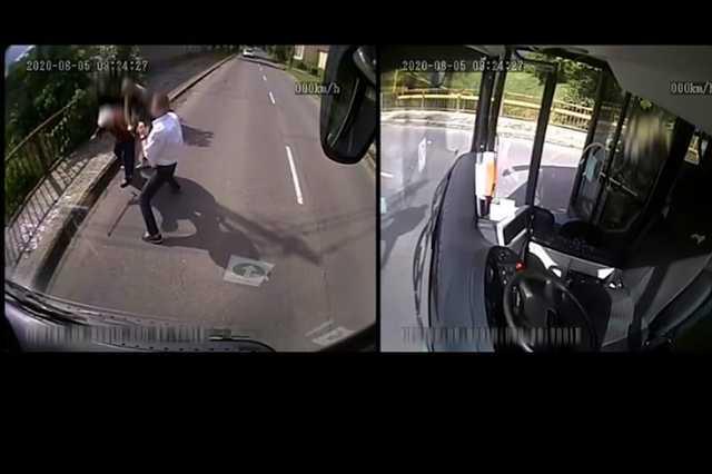 Miskolci buszsofőr