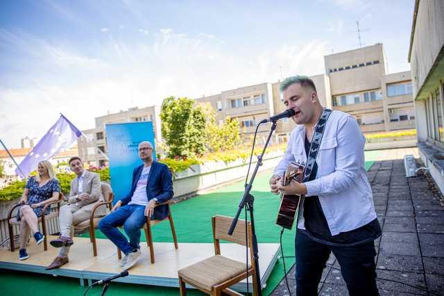Nyitott városháza sajtótájékoztató a nyári programokról