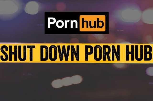pornhub, petíció