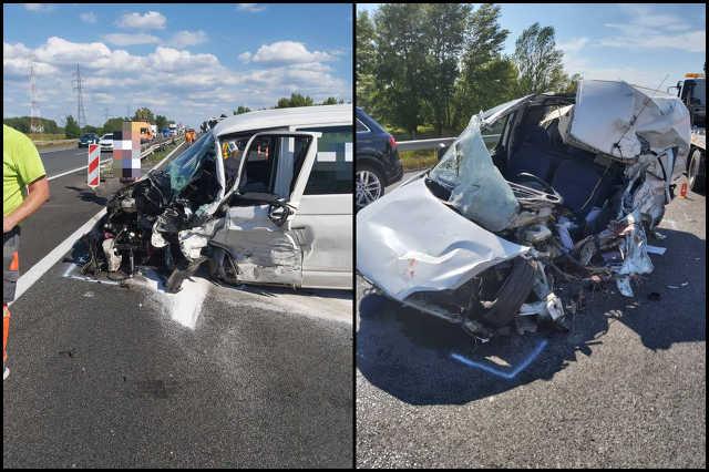 Egy ember meghalt, amikor két autó karambolozott az M1-esen, Győr térségében