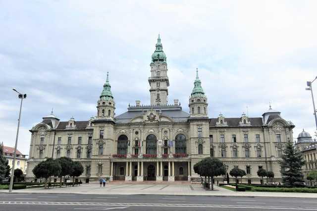 A győri városháza