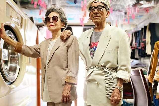 Tajvani házaspár